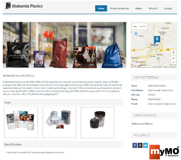 JustBizSite Package (7)